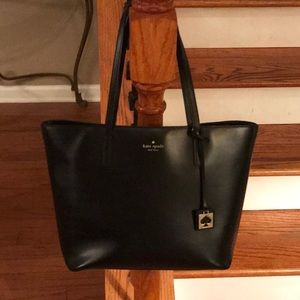 Sale! ♠️Kate Spade leather tote ♠️
